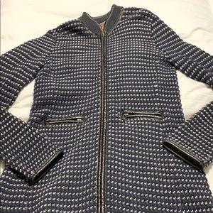 Tory Burch sweater coat